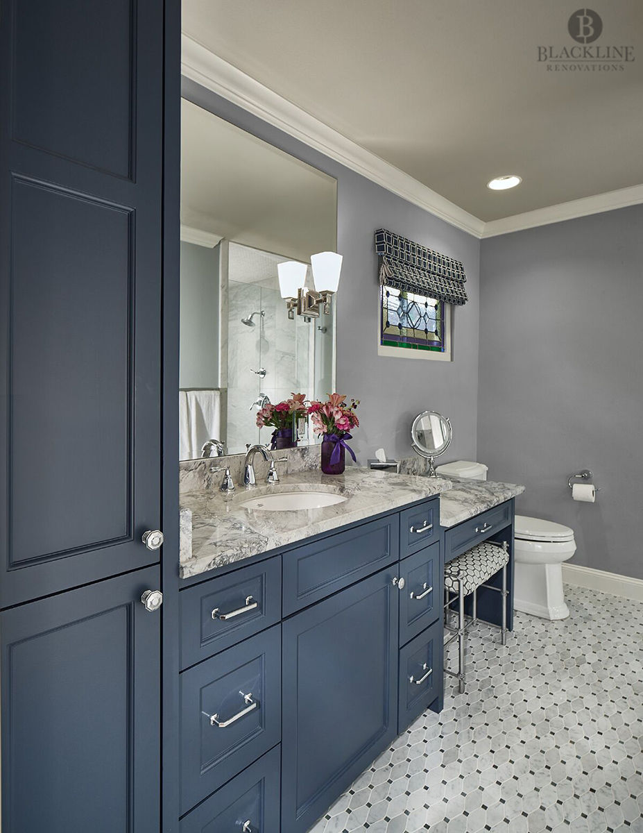 Dallas Historical Bathroom renovation